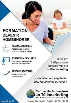 Formation devenir homeshorer